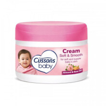 Cussons Baby Cream Soft and Smooth - 50 gr