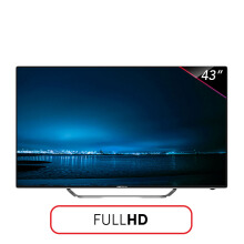 POLYTRON LED TV 43 Inch FHD - PLD43S863
