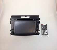 Concept CDV CRV 2013 - Car Head Unit TV Mobil