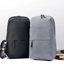 Xiaomi Mi City Sling Bag Dark Grey/ Light Grey