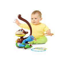 SWING HAPPY MONKEY - MAINAN BAYI MONYET