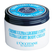 L'OCCITANE Shea Ultra Light Body Cream 200ml