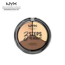 NYX Professional 3 Steps to Sculpt Light