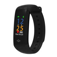 New Color Screen M2P Smart Wristband Bracelet Fitness Tracker Blood Pressure Pedometer Watch