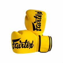 FAIRTEX Boxing Gloves BGV14 Yellow 10 Oz