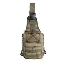 COZIME Outdoor Military Shoulder Tactical Backpack Rucksacks Sport Camping Bag Khaki