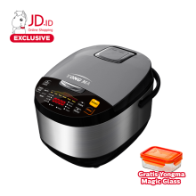 YONG MA Digital Rice Cooker 2 L SMC7047 - Silver