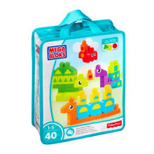 MEGA BLOKS FB Learn My Shapes DXH34