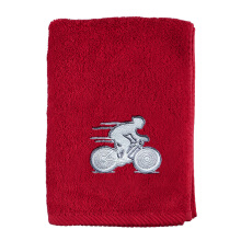 TERRY PALMER Sport Towel Biking 40x110cm - TE3756H1-50NE9-NRE - Red