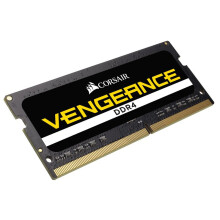 CORSAIR Vengeance SODIMM DDR4 4GB (1X4GB) PC2400 - CMSX4GX4M1A2400C16