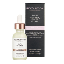 Makeup Revolution Skin Fine Line Correcting Serum - 0.2% Retinol  (30ml) Others