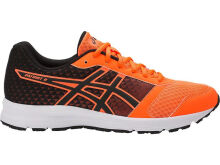 ASICS PATRIOT 8 T619N-3090-Black&Orange