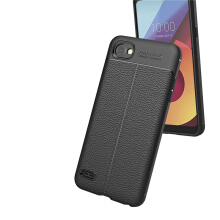 RockWolf LG Q6/Q6 PLUS case leather TPU silicone anti-fall soft shell protector