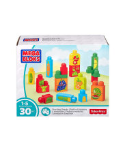 MEGA BLOKS Fruits & Veggies (25pcs) DPY42