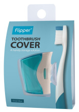 FLIPPER Toothbrush Cover - Basic Single FloraPink