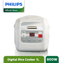PHILIPS Rice Cooker 1 L - HD3030/30