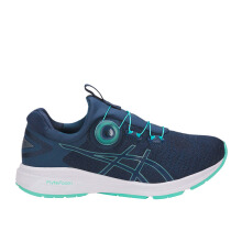 ASICS Dynamis - Dark Blue/White/Opal Green