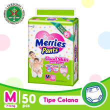 MERRIES Good Skin Popok Pants M - 50