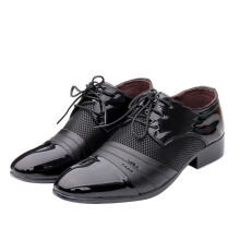 SiYing Casual pointed young formal shoes
