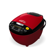 YONG MA Digital Rice Cooker 2 L YMC211/SMC2117- Red [NEW]