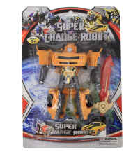 Toys House - Mainan Anak Robot Transformer Bumblebee / Super Change Robot
