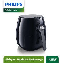 PHILIPS Air Fryer HD9220/20 - Hitam