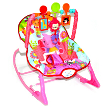 Labeille Bouncer & Rocking Infant to Toddler 8617 Pink
