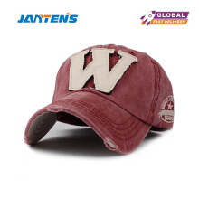 Jantens high quality fashion baseball cap women youth hip hop cap #B43 Wine red