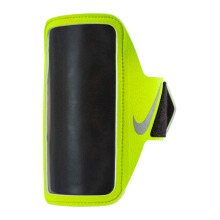 NIKE Acces Lean Arm Band Volt/Black/Silver - Volt/Black/Silver [One Size] N.RN.65.719.OS