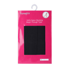 SUNAFIX ST. 704 Sunafix Stocking- Knee High - Black