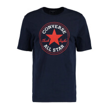 CONVERSE Core Chuck Patch Tee - Dark Obsidian