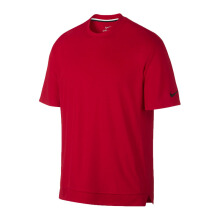 NIKE As M Nk Dry Classic Top Ss M-University Red/Black