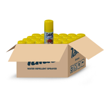 New Talas water repellent - one cartons (24pcs) - pelindung sepatu Yellow