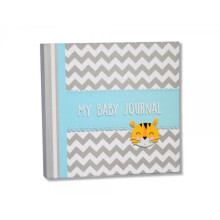 [free ongkir]Hugmemom My Baby Journal Tiger Lily