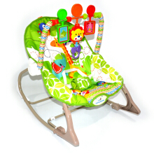 Labeille Bouncer & Rocking Infant to Toddler 8616 Green