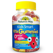 Nature's Way KS Gummies Omega 60 Pastilles