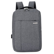 Jantens Men Business Laptop Backpack External USB Charge  Casual  Paket