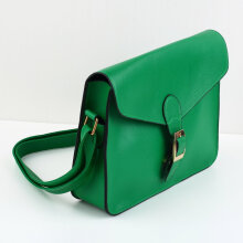 [COZIME] Simple Generous Envelope Style Messenger Shoulder Bag for Ladies Girls Green3
