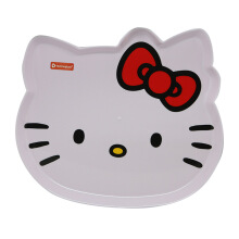 TECHNOPLAST Hello Kitty Fancy Revolution Drink Tray 13'' - Pink