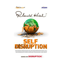 Self Disruption - Rhenald Kasali 9786024410544