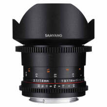 Samyang Lens 14mm T3.1 VDSLR Mark II for Sony E-Mount