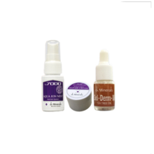 dr. Minerals Mini flat wart repair kit -S11