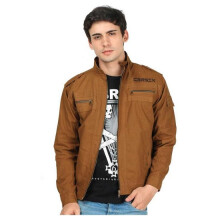 CBR SIX - JAKET PRIA KASUAL - MKC 274 - TAN SIZE- ALL