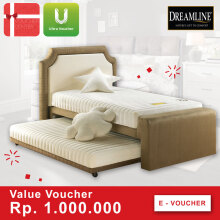 Dreamline Voucher Value Rp 1.000.000,-
