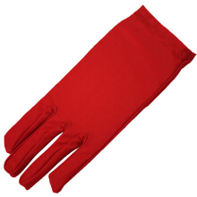 SiYing fashion Ultra-thin and quick-drying ladies Lycra spandex gloves