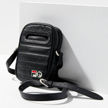 FILA + Pierre Cardin Crossbody Bag Black