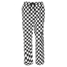 Jantens Plaid Pants Womens High Waist Checkered Straight Loose Sweat Pants