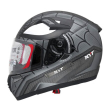 KYT K2 Rider Spiderman Helm Full Face - Matte Grey