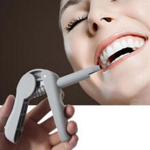 Farfi Dental Composite Gun Mixing Dispenser Applicator Tool for Unidose Carpules Tips as the pictures