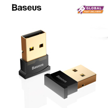 Baseus Mini USB Bluetooth Adapter Gadget Bluetooth 4.0 PC Computer Music USB Receiver Adapter for PS4 Wireless Mouse Keyboard